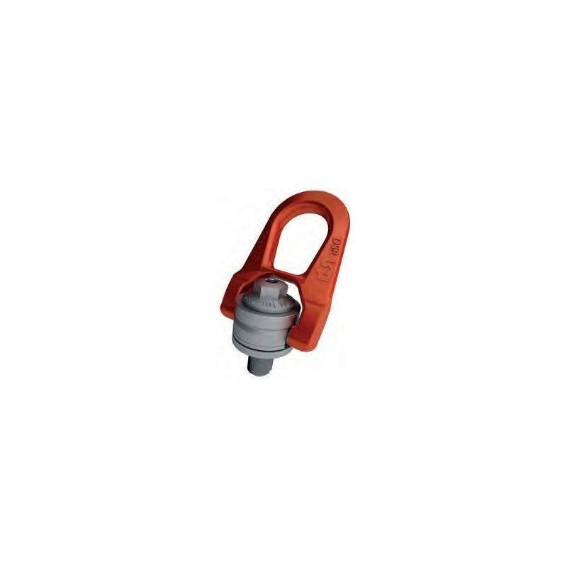 Anneau de levage articulé male DSR - 5 à 42 mm - Diamètre : 10mm