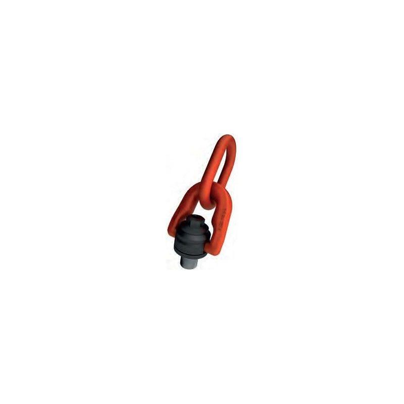 Anneau de levage articulé male sur anneau - 8 à 56 mm - Diamètre : 10mm