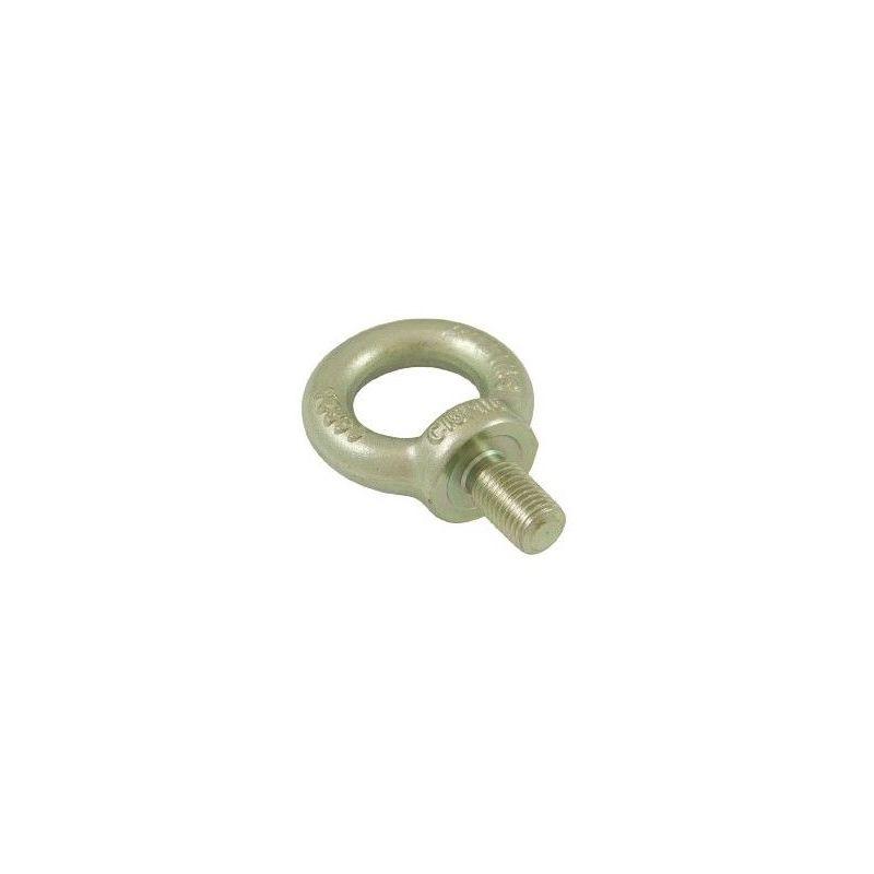 Websilor - Anneau de levage DIN 580 - Diamètre : 10mm
