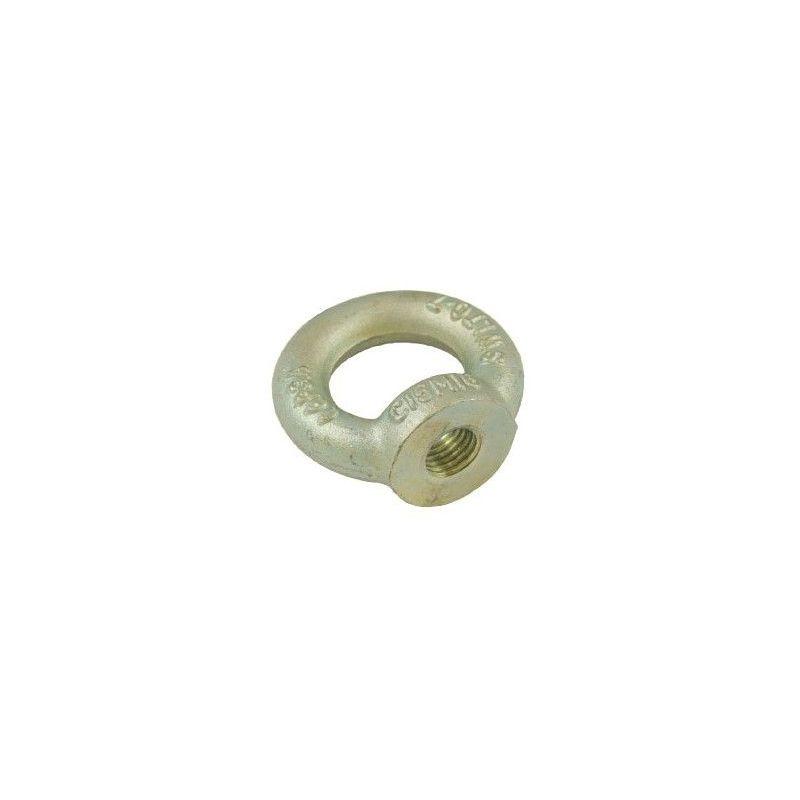 Websilor - Anneau de levage DIN 582 - Diamètre : 10mm