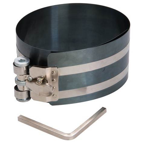 Anneau de piston compresseur - 54 - 127 x 75 mm