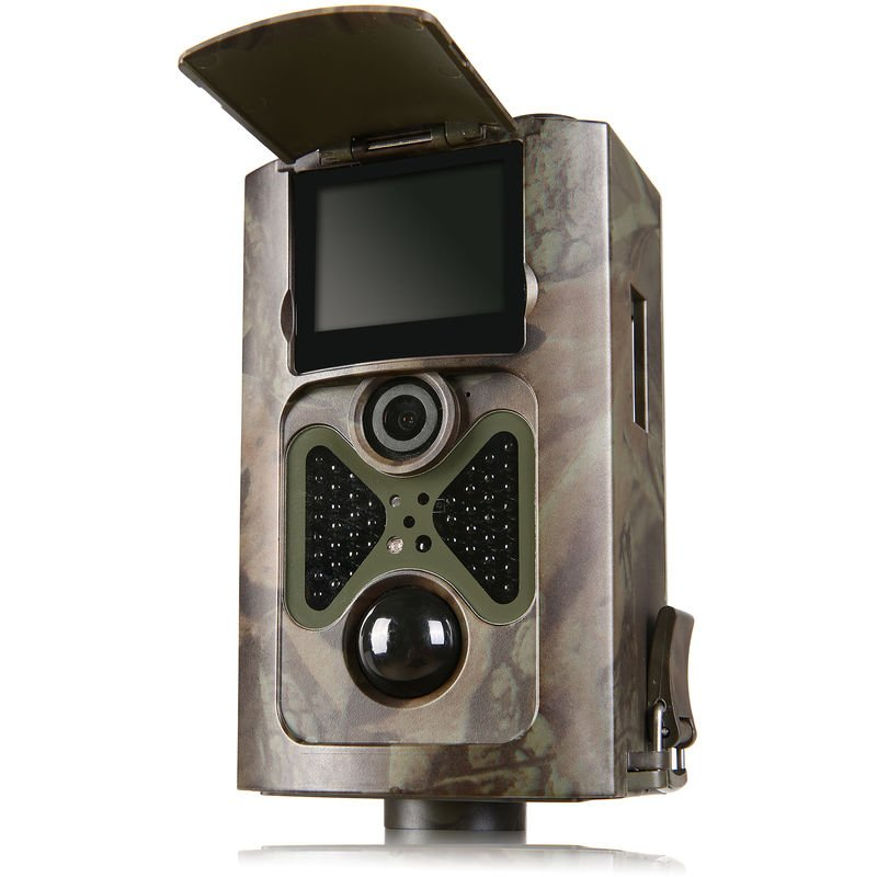 ANNKE 2MP/1080P HD Infrared Low Glow Trail Camera 48 PCS IR LEDs Wide View  Angle Superior Night Vision