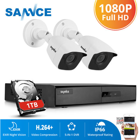 ANNKE DVR 1080p lite 8 canales