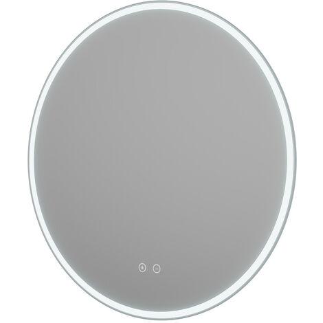 Annona 800mm x 800mm Round LED Mirror