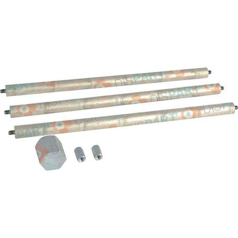 Anode 3 par appareil. Pour chauffe-eau gaz STYX HR 60-90. Réf. 395099