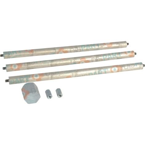 Anode 3 par appareil. Pour chauffe-eau gaz STYX HR 60-90. Réf. 395099 ARISTON THERMO