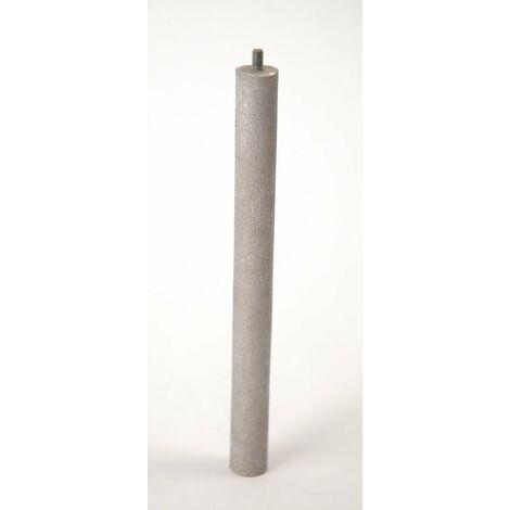 Anode magnesie ¯ 16lg 150 M4 Pour c-e electrique 10-15-30L acceleres sur et sous evier, ARISTON, Ref. 574305