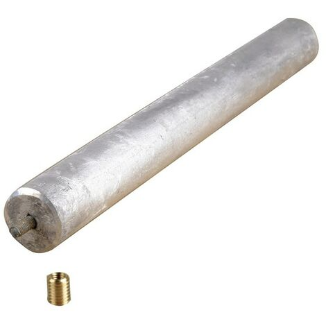 Anode magnésium Ø25,5 L230 M5 - DIFF pour Chaffoteaux : 993014-01