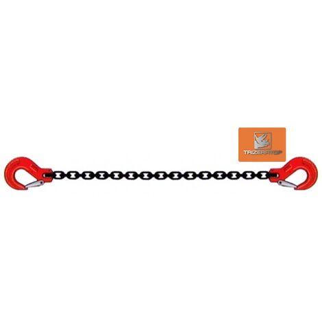 4 m Kettengeh/änge 1-Strang Anschlagkette Krankette 3,15 to