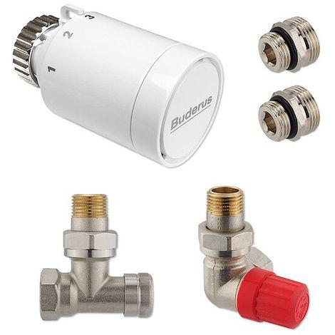 Danfoss Universalverschraubung RLV-K für Ventil-HK G 3//4 Eck 003L0283