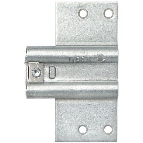 Anschraubtaschen V3611, Bauhöhe 5,8 mm
