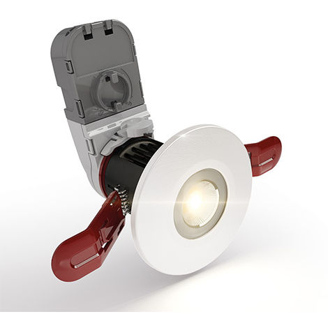 Ansell Orbio360 IP65 Warm White 7.6W LED Downlight (AORBLED/WW)