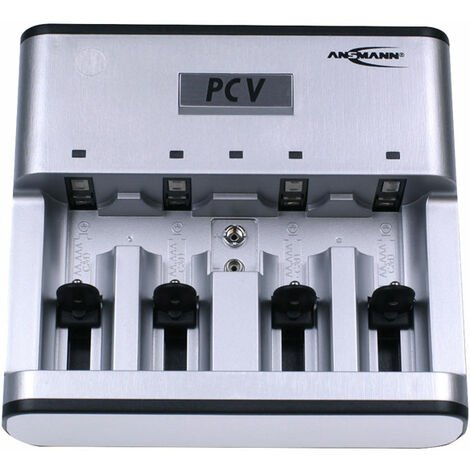 Ansmann 5207473-UK PC V Battery Charger