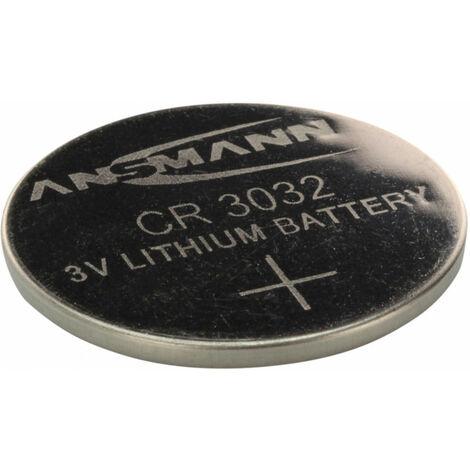 """main image of """"Ansmann Batterie à usage unique - CR3032 - Lithium - 3 V - 1 pièce(s) - 550 mAh (1516-0013)"""""""