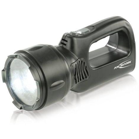 Ansmann Handscheinwerfer HSL1 mit Farbfilter, Haltemagnet, 3 Watt LED, Lithium-Akku uvm.