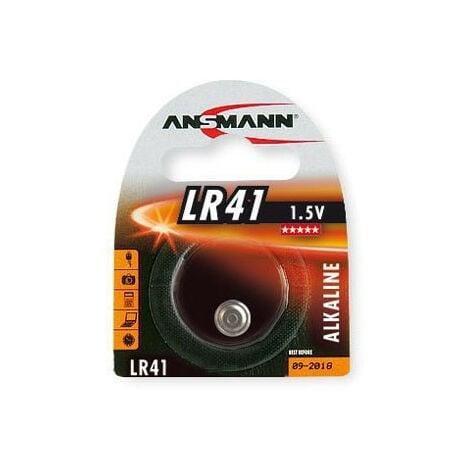 "main image of ""Ansmann Pile bouton LR41 (5015332)"""