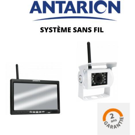 "main image of ""ANTARION - Camera de recul sans fils pour camping car + écran LCD 7'"""
