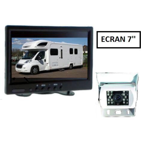 "main image of ""Antarion Pack Camera de recul pour camping car écran 7'"""