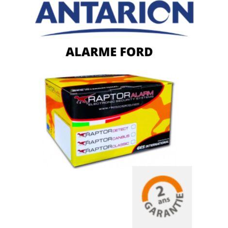 ANTARION - Pack Système alarme RAPTOR pour FORD