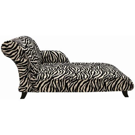 Antelope Gold chaise lounge sofa seat|Free warranty|DesignerSofas4U