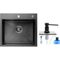 Anten 200W UFO LED Anti-Éblouissement Rond Industriel LED Étanche IP65 Projecteur Extérieur Blanc Froid 6000K (Boîte de Jonction Fournie)