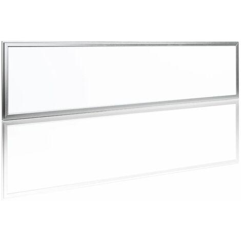 Anten 40W Dalle LED 120×30CM Dalle Lumineuse LED pour Plafond Blanc Froid 6000K