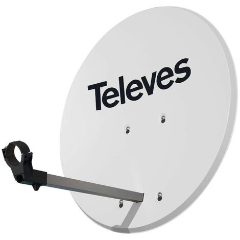 Antena parabólica de aluminio ISD 830 Televes 793102