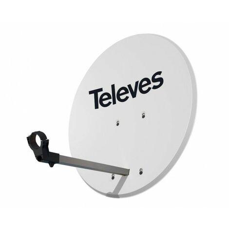 ccf854e4b693e Antena parabólica de aluminio ISD 830 Televes 793102