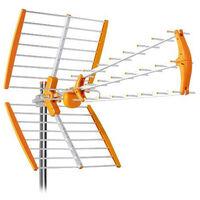 Antena Tv Uhf Tdt Mandarine Triple Plegable 18db Lte790 Ant-mandarinefold