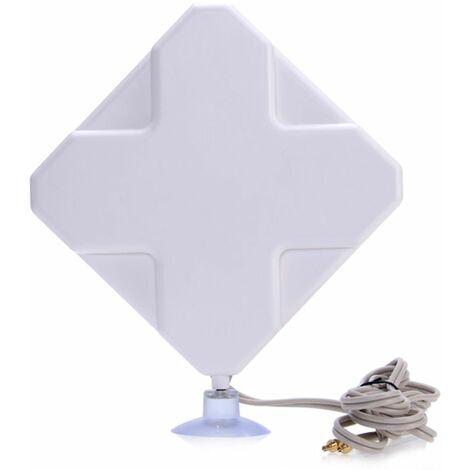 """main image of """"Antenna amplificatore segnale 4G 35dBi CRC9 linea omnidirezionale telefono Q435"""""""
