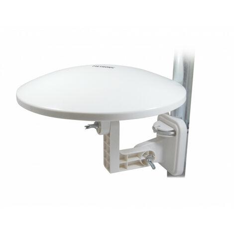 Antenne d'extérieur omnidirectionnelle 36 dB - blanche