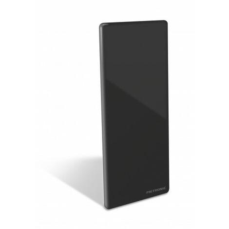 Antenne d'intérieur HD murale 50 dB - noire