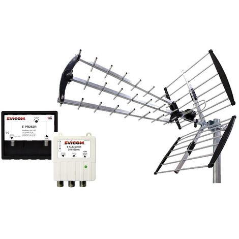 Antenne et kit d'installation