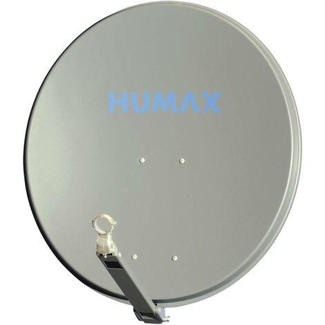Antenne SAT 75 cm Humax 75 Pro Réflecteur: aluminium anthracite
