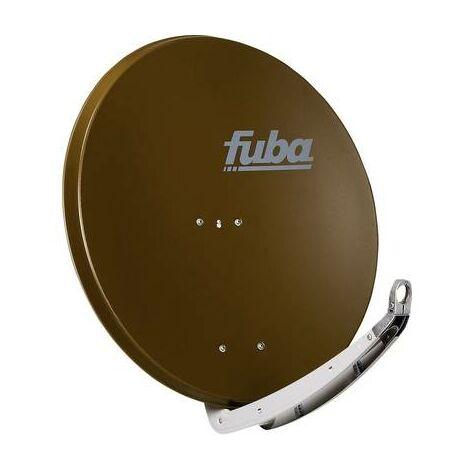 Antenne SAT 85 cm fuba DAA 850 B DAA85NB Réflecteur: aluminium marron 1 pc(s)