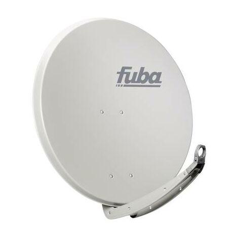 Antenne SAT 85 cm fuba DAA 850 G 11006082 Réflecteur: aluminium gris clair 1 pc(s)