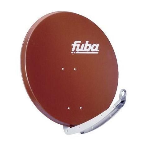 Antenne SAT 85 cm fuba DAA 850 R 11006084 Réflecteur: aluminium rouge brique 1 pc(s)