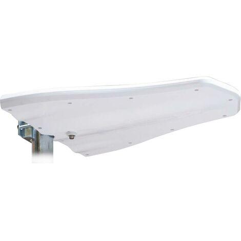 Antenne SAT Elap DELTA PRO 42 dB pour caravane, bateau, camion, maison...