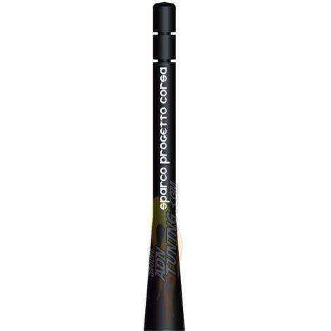 Antenne SPC style Urban - 12cm - Noire