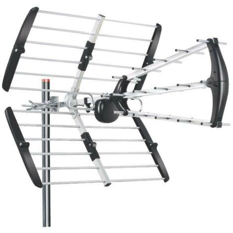 Antenne TV d'extérieur en aluminium GSC 2603321