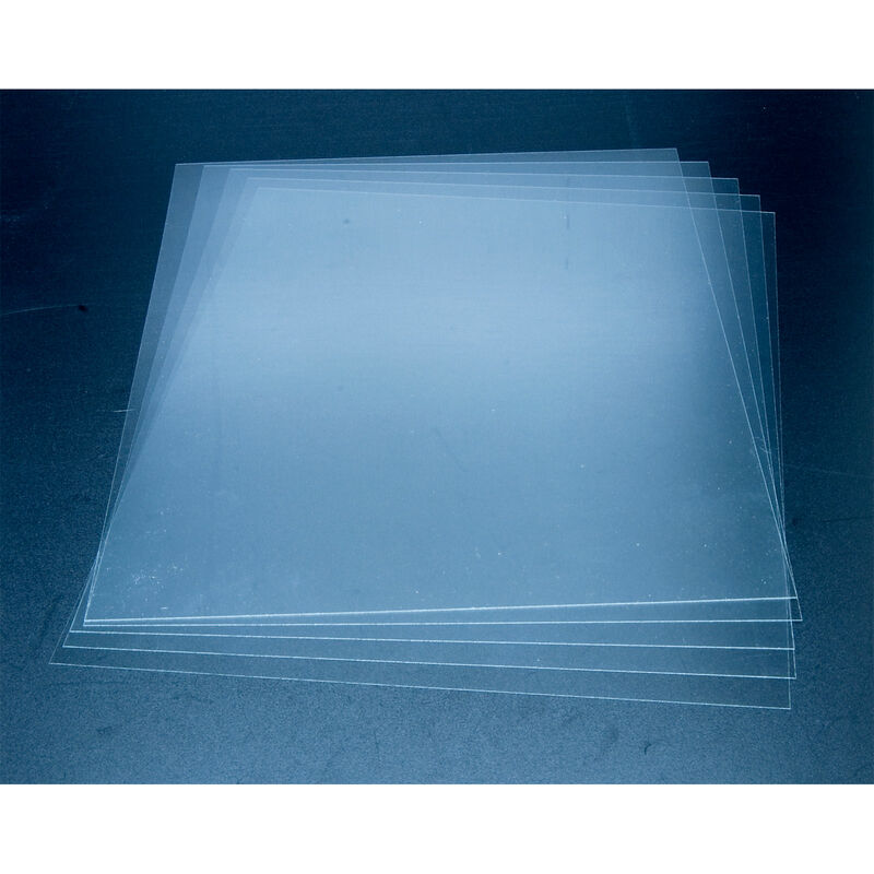 Image of Antex A4 Stencil Blanks - Pack of 5