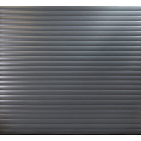 Anthracite Grey Insulated Roller Garage Door for 2150 to 2199mm width