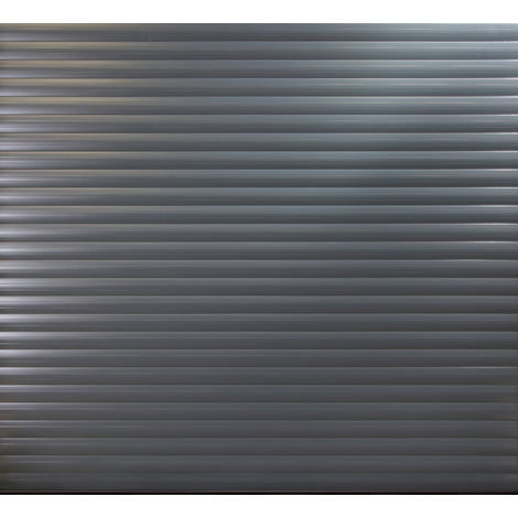 Anthracite Grey Insulated Roller Garage Door for 2400 to 2449mm width