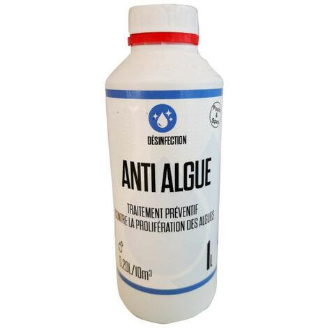 Anti-algue - triple action 0,1/10m3
