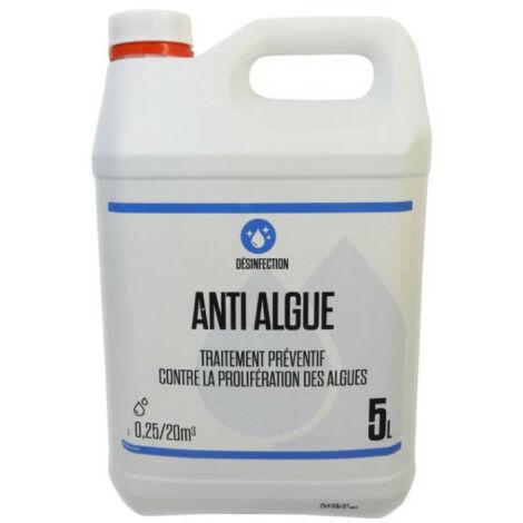 Anti-algue - triple action 0,25/20m3