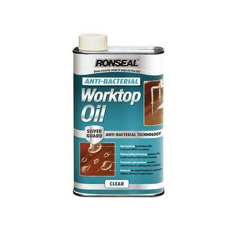 Anti-Bacterial Worktop Oil