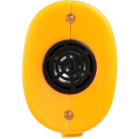 Anti Barking Device Pet Dog Repeller Control Training Device Trainer Yellow