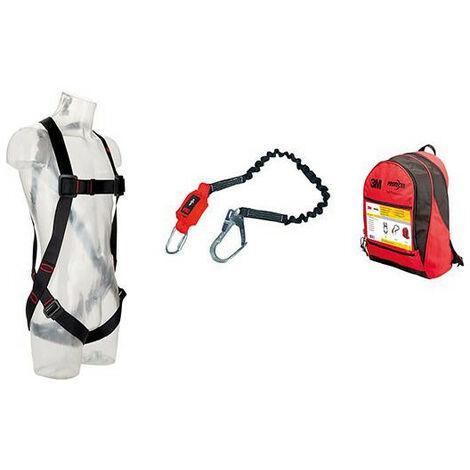 Anti Caduta Cablaggio Komfort Protecta Nero Taglia Xl 3M