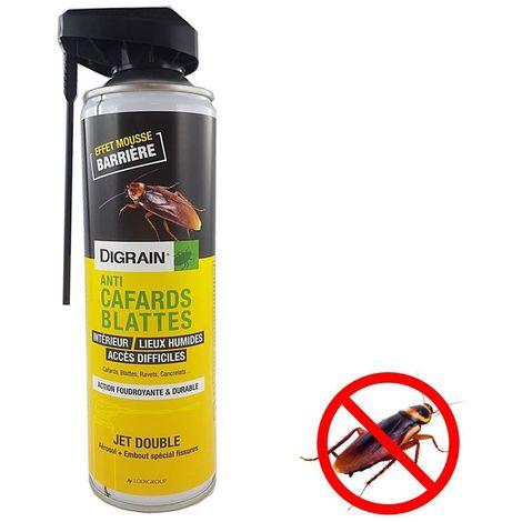 Anti cafard et blatte effet mousse barrière