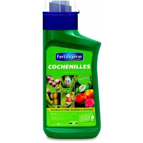 Anti-cochenilles et ravageurs toutes cultures, à diluer. 400 ml